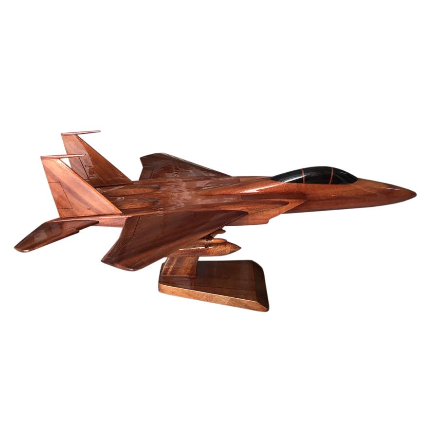 Mô Hình Máy Bay Gỗ Tiêm Kích F-15 Eagle - 1832754 , 2523397690701 , 62_13709514 , 705000 , Mo-Hinh-May-Bay-Go-Tiem-Kich-F-15-Eagle-62_13709514 , tiki.vn , Mô Hình Máy Bay Gỗ Tiêm Kích F-15 Eagle