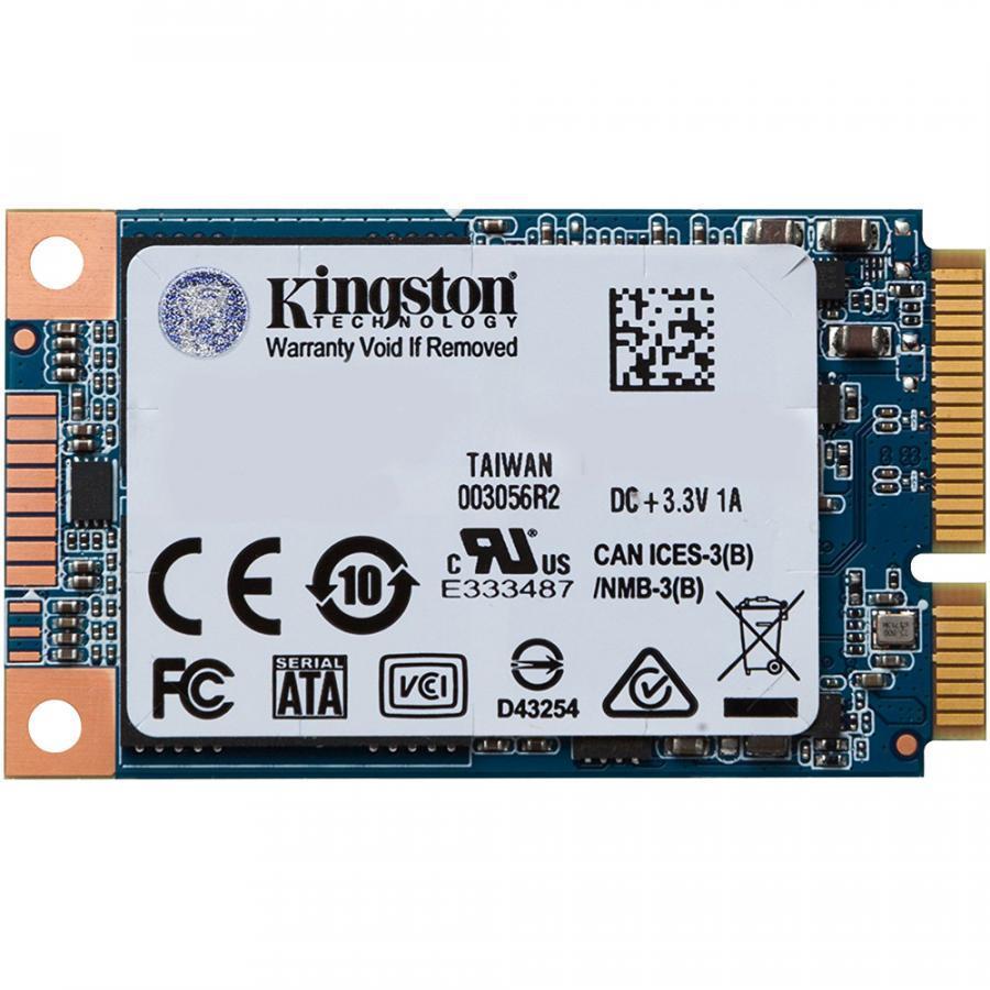 Ổ cứng SSD Kingston UV500 3D-NAND mSATA SATA III 120GB SUV500MS/120G - Hàng Chính Hãng