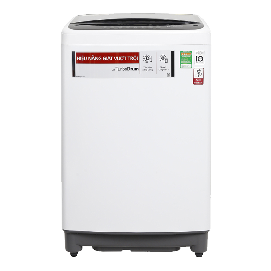 Máy giặt LG Inverter 8.5 kg T2385VS2W - 1287987 , 5092765456418 , 62_13298892 , 8000000 , May-giat-LG-Inverter-8.5-kg-T2385VS2W-62_13298892 , tiki.vn , Máy giặt LG Inverter 8.5 kg T2385VS2W