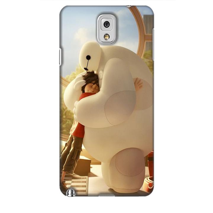 Ốp lưng dành cho điện thoại  SAMSUNG GALAXY NOTE 3 hình Big Hero Mẫu 03