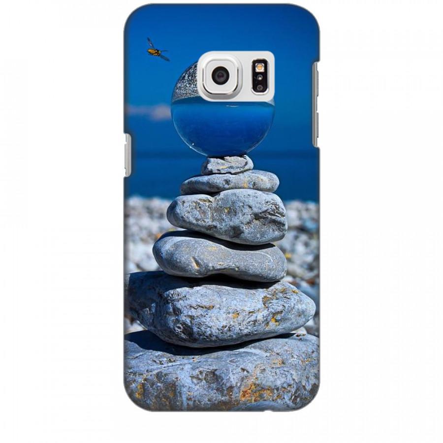 Ốp lưng dành cho điện thoại  SAMSUNG GALAXY S7 Đá Ngủ Sắc