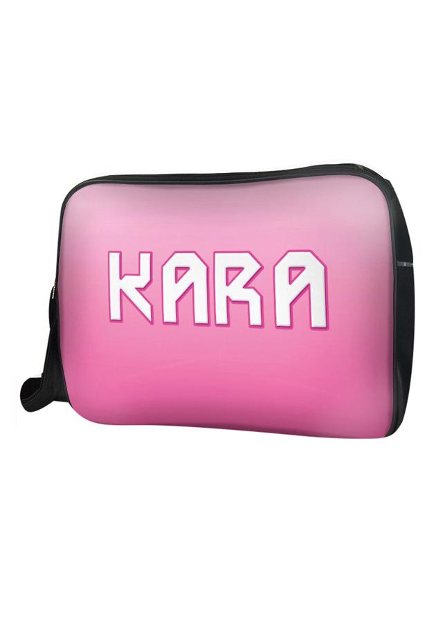 Túi Đeo Chéo Hộp Unisex Kara - TCKL046