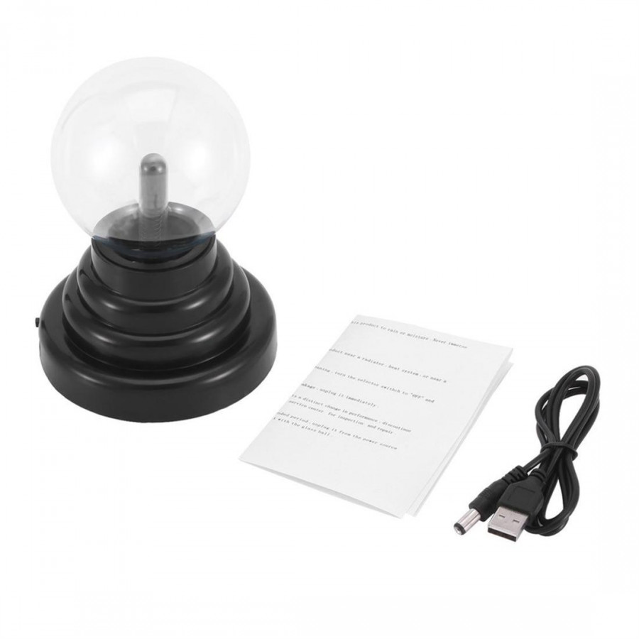 Usb Battery Dual - Use Ion Ball 3 Inches