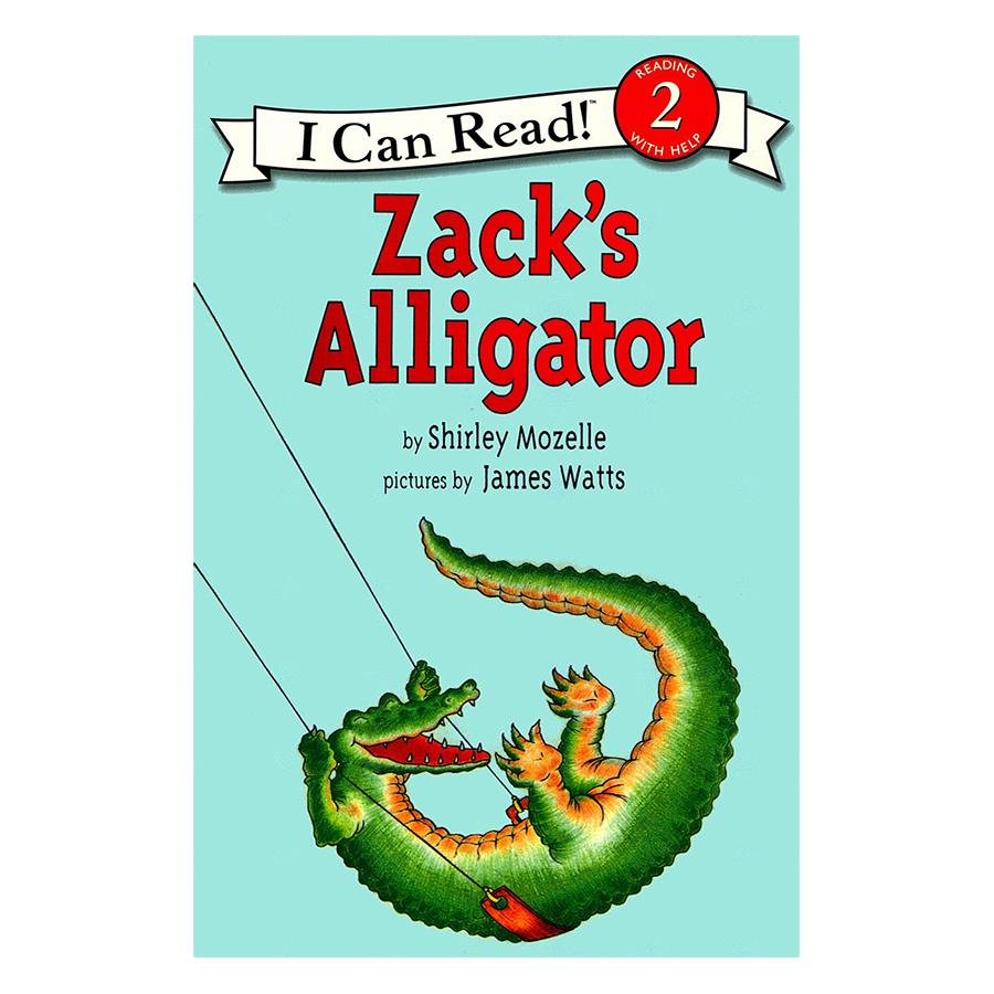 Zacks Alligator (I Can Read Level 2) - 1318712 , 4289378685422 , 62_5306593 , 132000 , Zacks-Alligator-I-Can-Read-Level-2-62_5306593 , tiki.vn , Zacks Alligator (I Can Read Level 2)