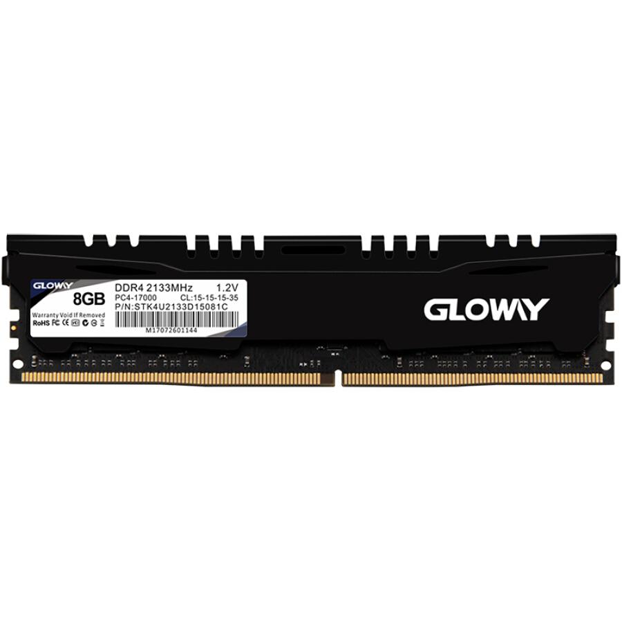 RAM Desktop Guangwei (Gloway) Titans DDR4 8GB 2133 - 9430631 , 2527626554628 , 62_3752059 , 1052000 , RAM-Desktop-Guangwei-Gloway-Titans-DDR4-8GB-2133-62_3752059 , tiki.vn , RAM Desktop Guangwei (Gloway) Titans DDR4 8GB 2133