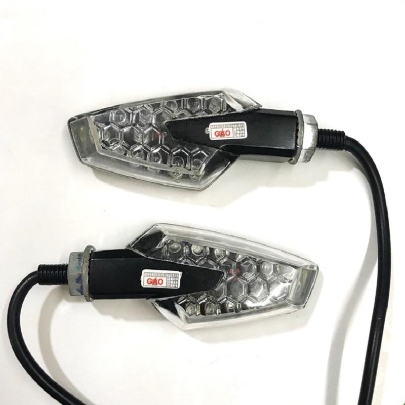 Bộ đèn xi nhan kiểu Chiếc lá - 1341814 , 9263873374437 , 62_5755265 , 499000 , Bo-den-xi-nhan-kieu-Chiec-la-62_5755265 , tiki.vn , Bộ đèn xi nhan kiểu Chiếc lá