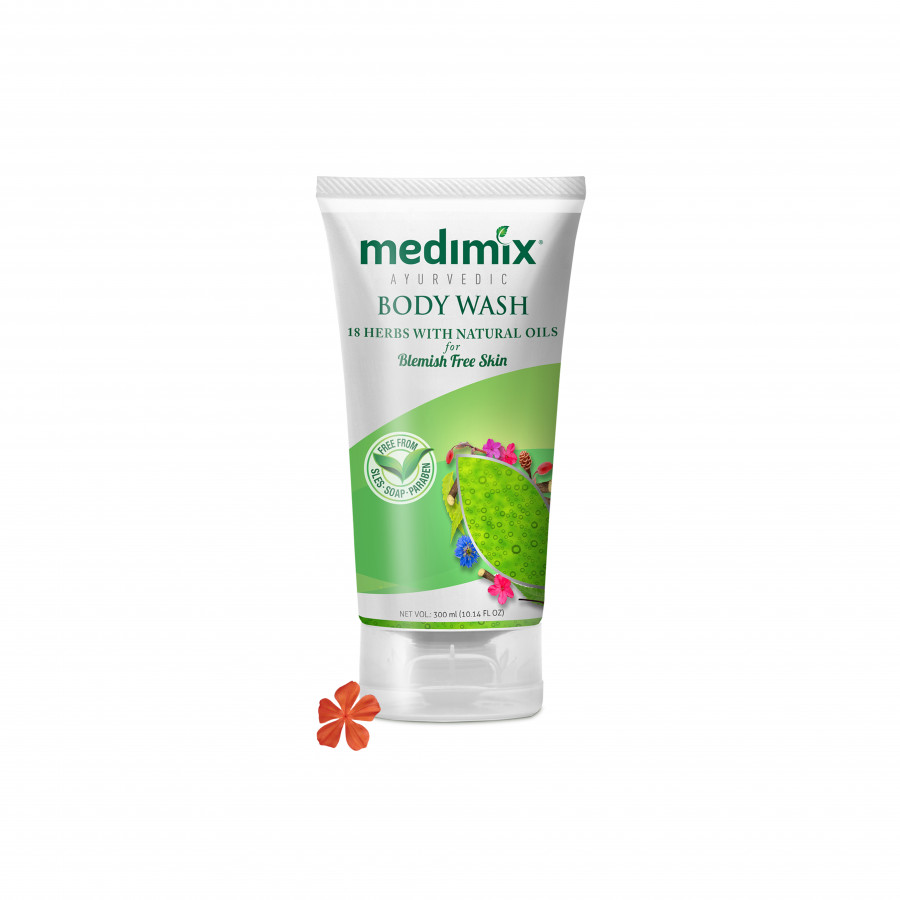Sữa tắm Medimix 18 Loại Thảo Dược 300ml