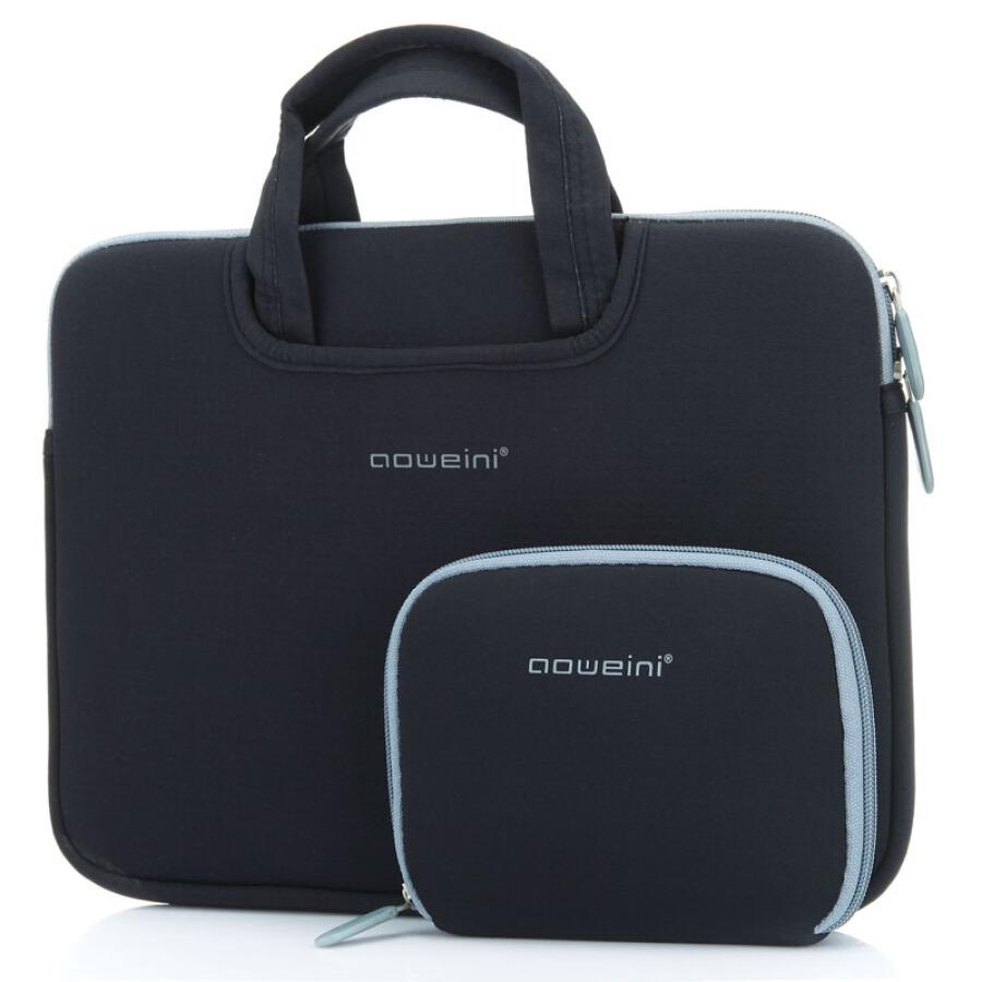 Túi Laptop Chống Sốc Oveni Cho Lenovo Asus Apple MacBook Dell HP (12.5 / 13.3 Inch)