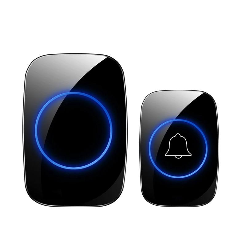 Chuông cửa không dây thông minh, chống nước khoảng cách sử dụng trong 300M