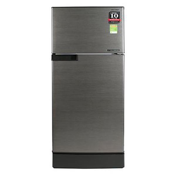 Tủ Lạnh Inverter Sharp SJ-X176E-DSS (150L) - 1088439 , 8763727561064 , 62_3818759 , 6000000 , Tu-Lanh-Inverter-Sharp-SJ-X176E-DSS-150L-62_3818759 , tiki.vn , Tủ Lạnh Inverter Sharp SJ-X176E-DSS (150L)