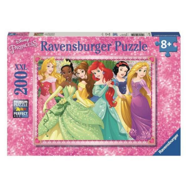 Xếp Hình Puzzle Ravensburger Công Chúa Disney RV12745 0 (200 Mảnh)