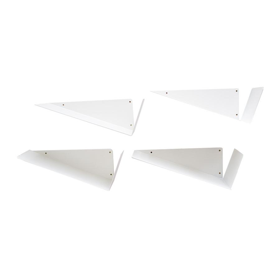 Kệ sách treo tường xéo X50 (Set 4)