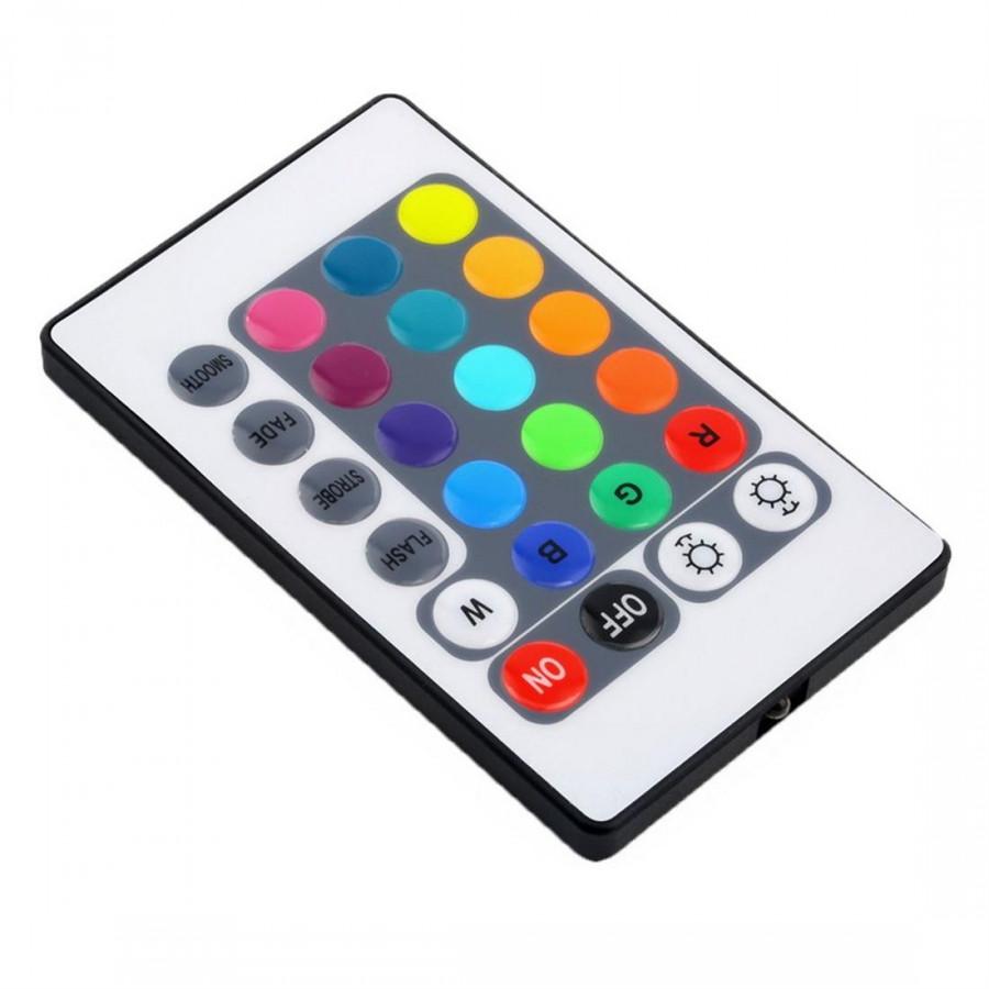 Mini Infrared Wireless Remote Control 24 Keys