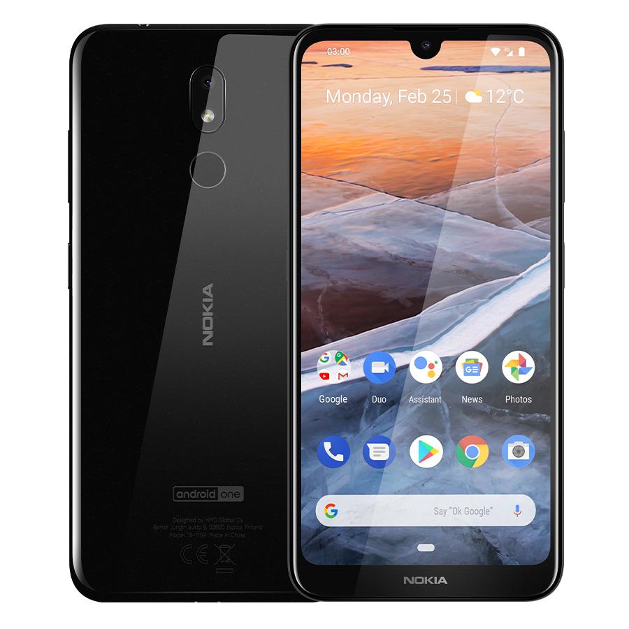 Điện Thoại Nokia 3.2 (3GB/32GB) - Hàng Chính Hãng - 2376877 , 2105575414257 , 62_15663700 , 3990000 , Dien-Thoai-Nokia-3.2-3GB-32GB-Hang-Chinh-Hang-62_15663700 , tiki.vn , Điện Thoại Nokia 3.2 (3GB/32GB) - Hàng Chính Hãng