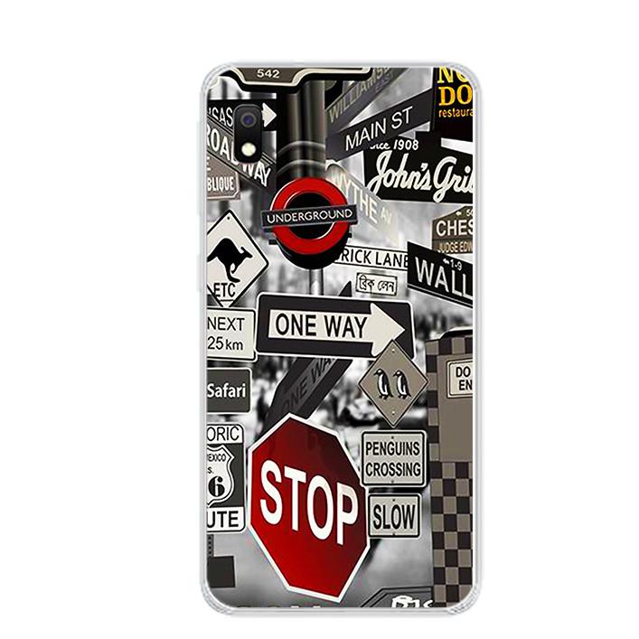 Ốp lưng dẻo cho điện thoại Samsung Galaxy A10 - 0080 STREET01 - Hàng Chính Hãng