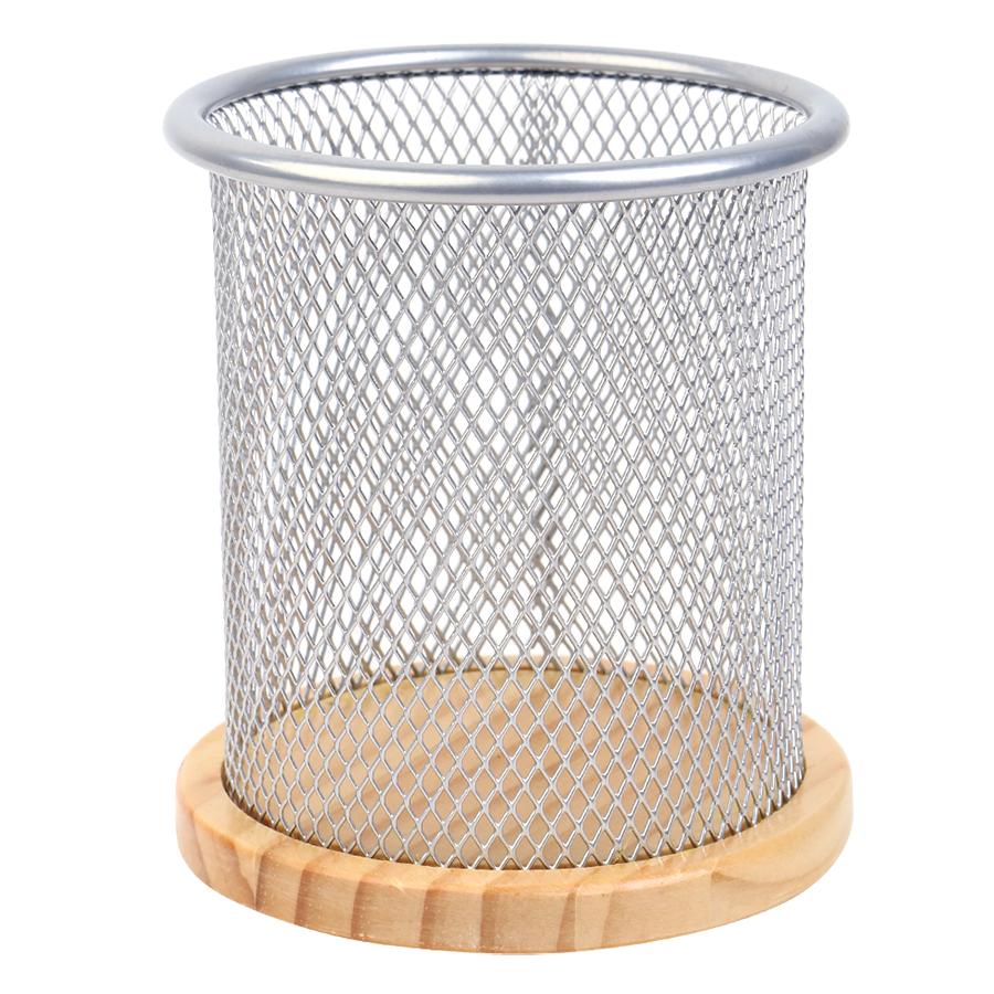 Ống Đựng Bút Tròn Toppoint HY6341- Màu Ngẫu Nhiên