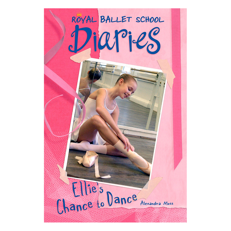 Ellies Chance to Dance #1 (Royal Ballet School Diaries) - 1244498 , 7498139046267 , 62_5294405 , 143000 , Ellies-Chance-to-Dance-1-Royal-Ballet-School-Diaries-62_5294405 , tiki.vn , Ellies Chance to Dance #1 (Royal Ballet School Diaries)