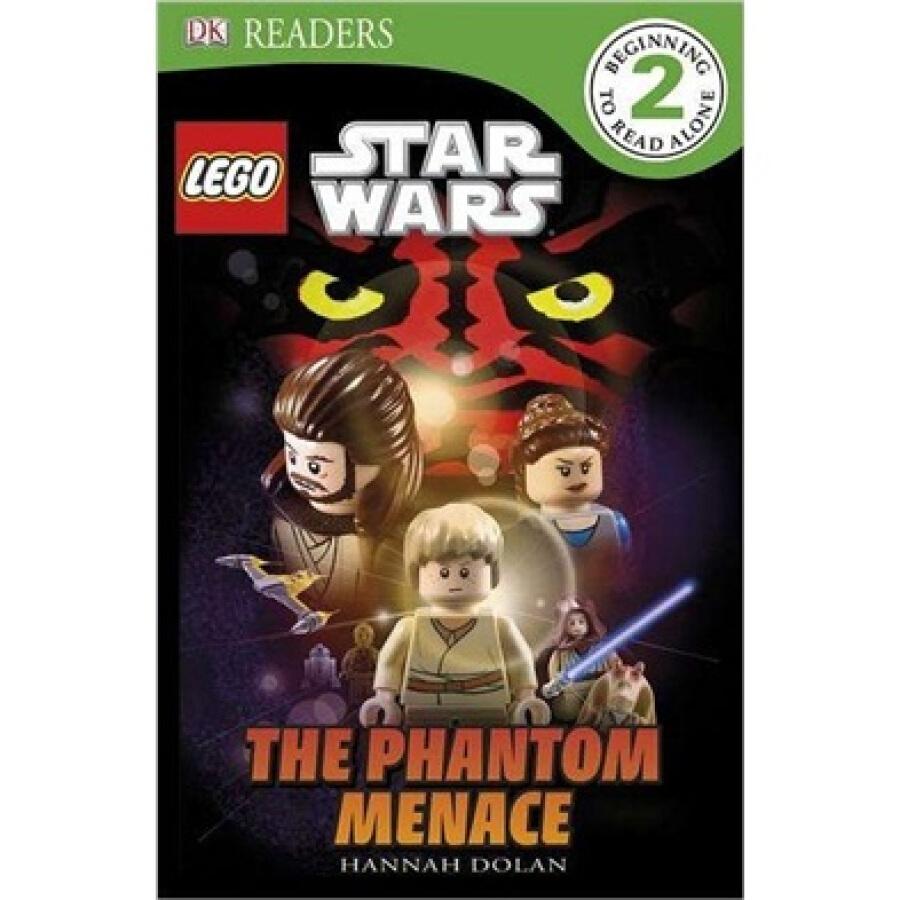 DK Readers: LEGO?? Star Wars: The Phantom Menace - 1229180 , 2542833106019 , 62_5246161 , 108000 , DK-Readers-LEGO-Star-Wars-The-Phantom-Menace-62_5246161 , tiki.vn , DK Readers: LEGO?? Star Wars: The Phantom Menace