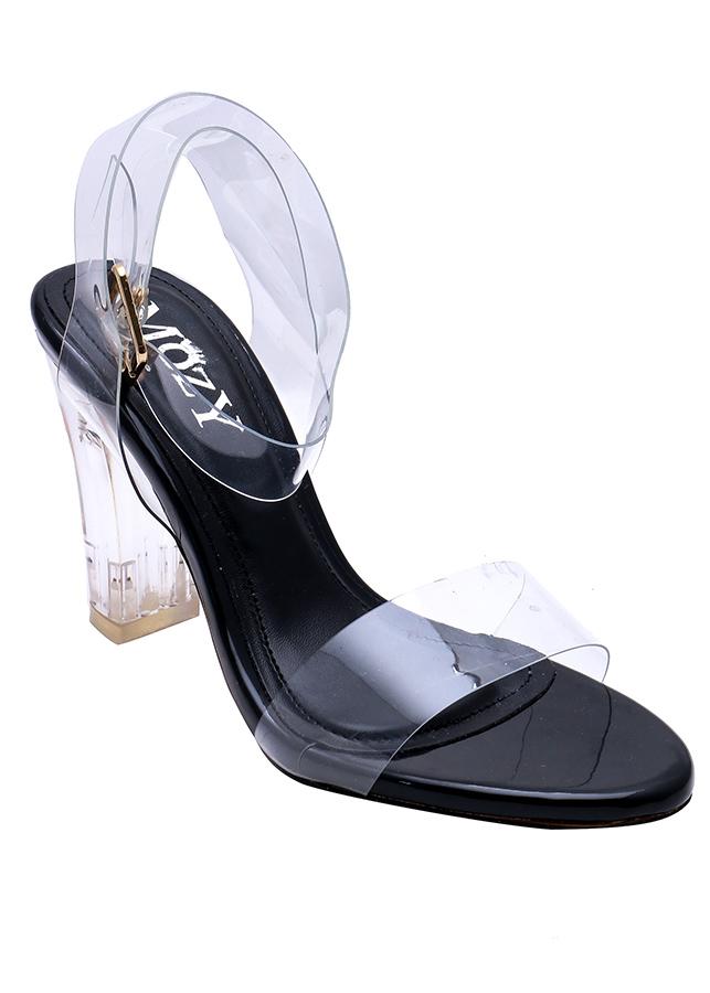 Giày sandal Mozy Quai trong gót trong MZSD032