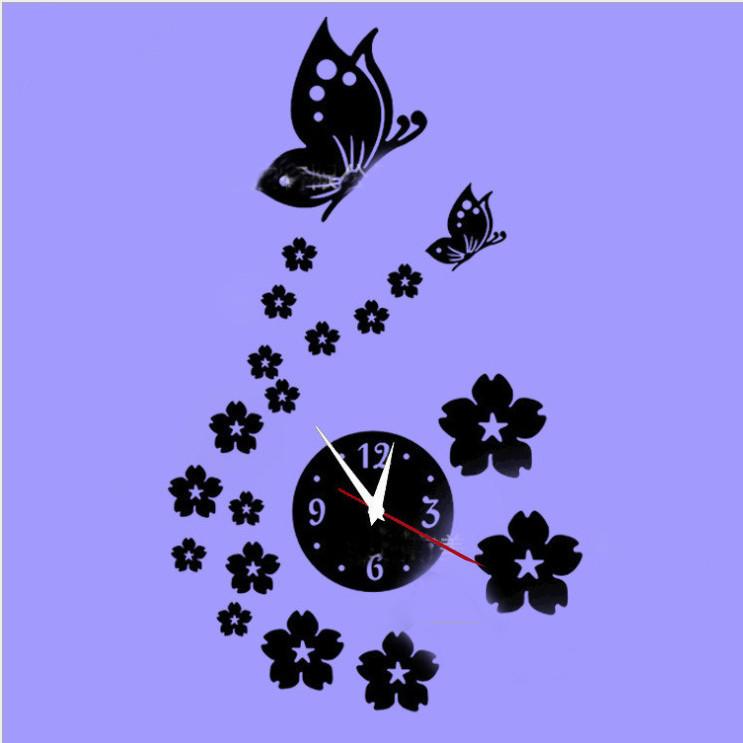 Đồng hồ 3d treo tường bướm - 2099641 , 7657343428256 , 62_13153209 , 180000 , Dong-ho-3d-treo-tuong-buom-62_13153209 , tiki.vn , Đồng hồ 3d treo tường bướm