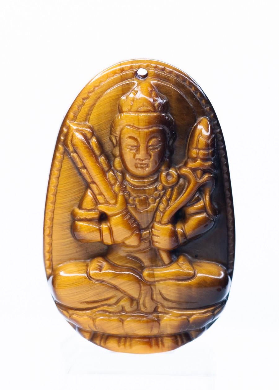 Mặt dây chuyền Hư Không Tạng Bồ Tát mắt hổ vàng size lớn (4,5x3cm) - Phật bản mệnh cho người tuổi Sửu, Dần -... - 1565679 , 5050350055729 , 62_10179455 , 450000 , Mat-day-chuyen-Hu-Khong-Tang-Bo-Tat-mat-ho-vang-size-lon-45x3cm-Phat-ban-menh-cho-nguoi-tuoi-Suu-Dan-...-62_10179455 , tiki.vn , Mặt dây chuyền Hư Không Tạng Bồ Tát mắt hổ vàng size lớn (4,5x3cm) - Phậ