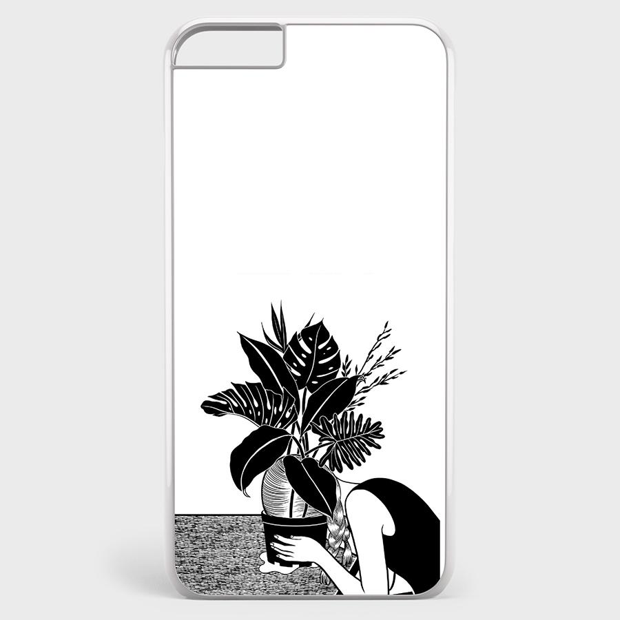 Ốp Lưng Dẻo Dành Cho Iphone 8Plus In Hình Art Print 86