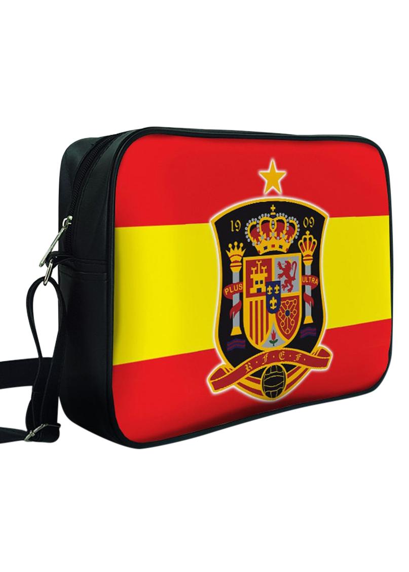 Túi Đeo Chéo Hộp Unisex In Hình Tây Ban Nha - TCST019