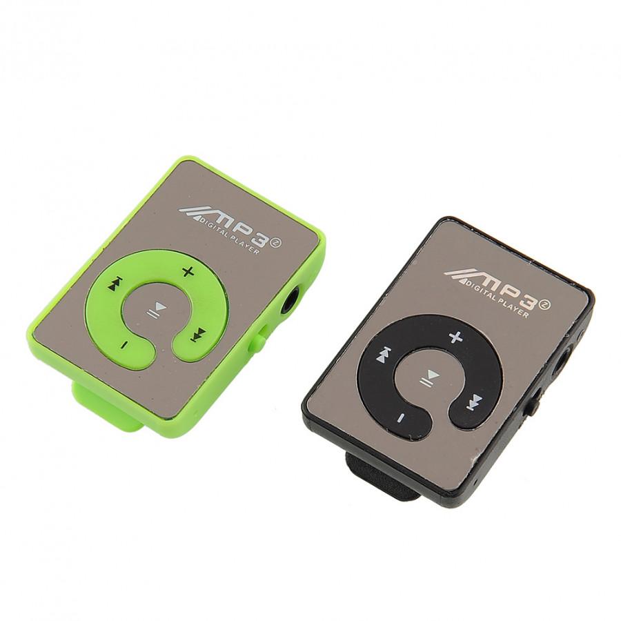 Máy Nghe Nhạc MP3 Mini Hỗ Trợ Thẻ TF