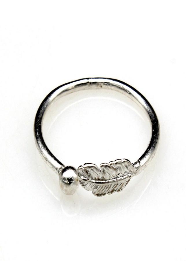 nhẫn nữ  nu458 lông vũ - 2201733 , 5564549558484 , 62_14131849 , 120000 , nhan-nu-nu458-long-vu-62_14131849 , tiki.vn , nhẫn nữ  nu458 lông vũ