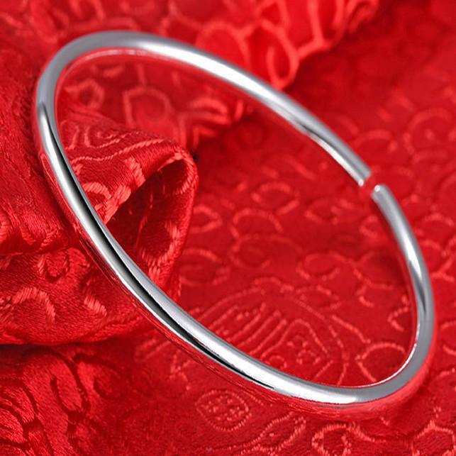 Lắc tay bạc thái tròn trơn LT007 - 1625517 , 8601304561284 , 62_11302315 , 249000 , Lac-tay-bac-thai-tron-tron-LT007-62_11302315 , tiki.vn , Lắc tay bạc thái tròn trơn LT007