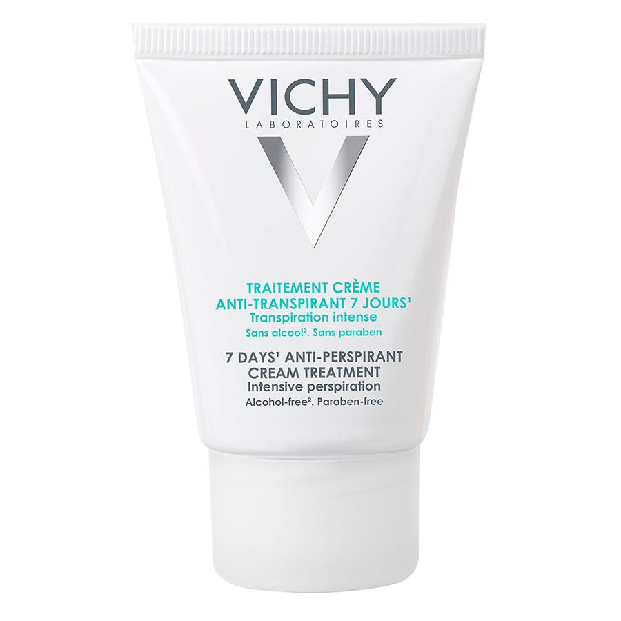 Kem Khử Mùi Giúp Khô Thoáng Vùng Da Dưới Cánh Tay Chuyên Sâu Vichy 7 Days Anti-Perspirant Cream Treatment Intensive Perspiration... - 898555 , 2288623350124 , 62_6971491 , 242000 , Kem-Khu-Mui-Giup-Kho-Thoang-Vung-Da-Duoi-Canh-Tay-Chuyen-Sau-Vichy-7-Days-Anti-Perspirant-Cream-Treatment-Intensive-Perspiration...-62_6971491 , tiki.vn , Kem Khử Mùi Giúp Khô Thoáng Vùng Da Dưới Cánh Ta