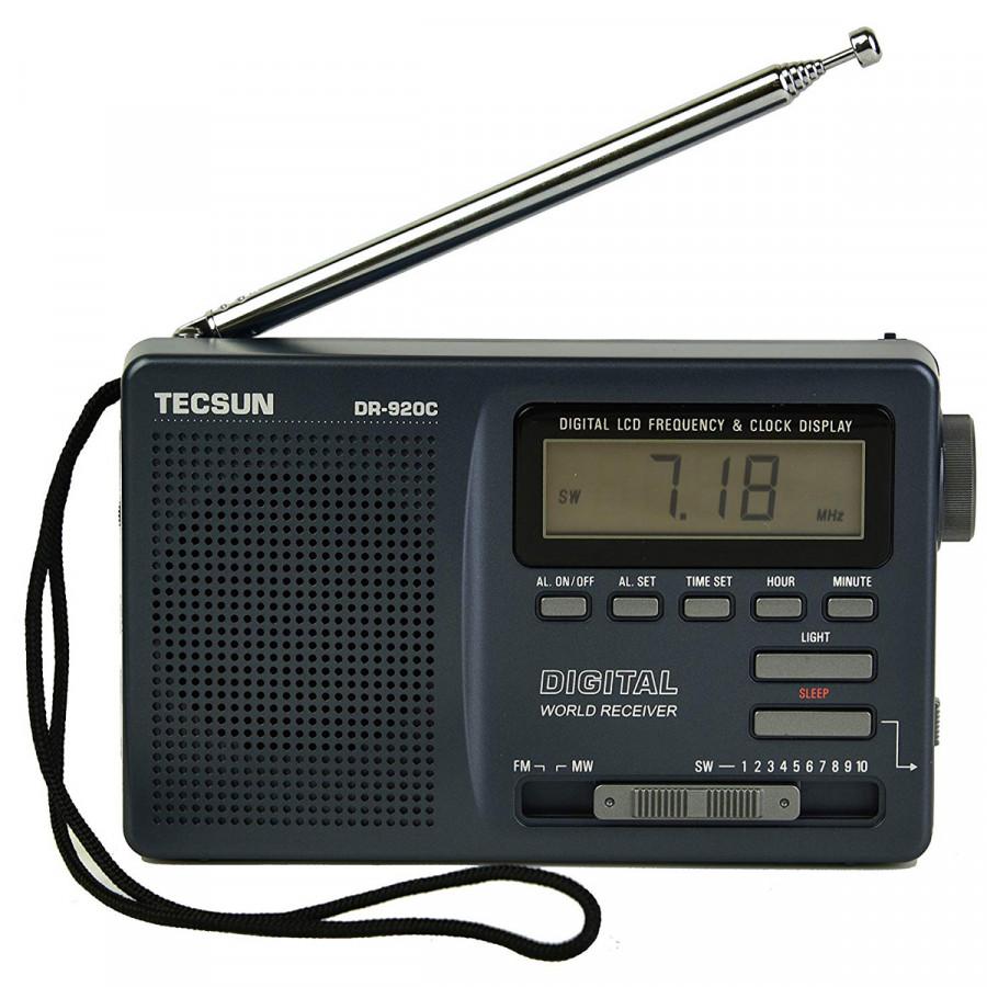 Radio Tecsun DR-920C - 2015690 , 4797174166330 , 62_14997231 , 550000 , Radio-Tecsun-DR-920C-62_14997231 , tiki.vn , Radio Tecsun DR-920C