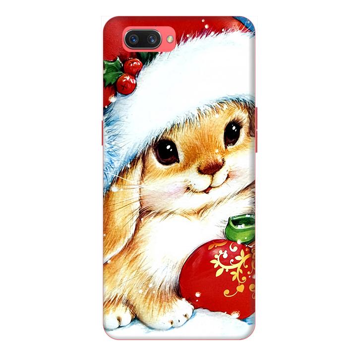 Ốp lưng điện thoại Realme C1 hình Mèo Xuân