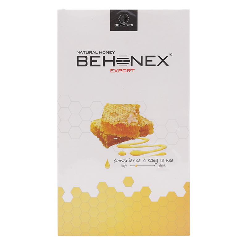 Mật Ong Thiên Nhiên Behonex Export (25g x 12 Gói) - 1100277 , 8935014611091 , 62_4051877 , 65300 , Mat-Ong-Thien-Nhien-Behonex-Export-25g-x-12-Goi-62_4051877 , tiki.vn , Mật Ong Thiên Nhiên Behonex Export (25g x 12 Gói)