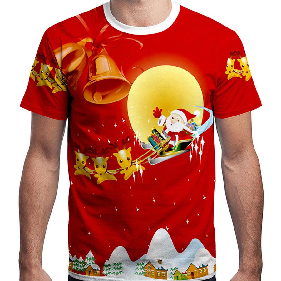 Áo Thun Tay Ngắn Unisex Họa Tiết Giáng Sinh OEM - 7413356493083,62_7846318,484000,tiki.vn,Ao-Thun-Tay-Ngan-Unisex-Hoa-Tiet-Giang-Sinh-OEM-62_7846318,Áo Thun Tay Ngắn Unisex Họa Tiết Giáng Sinh OEM