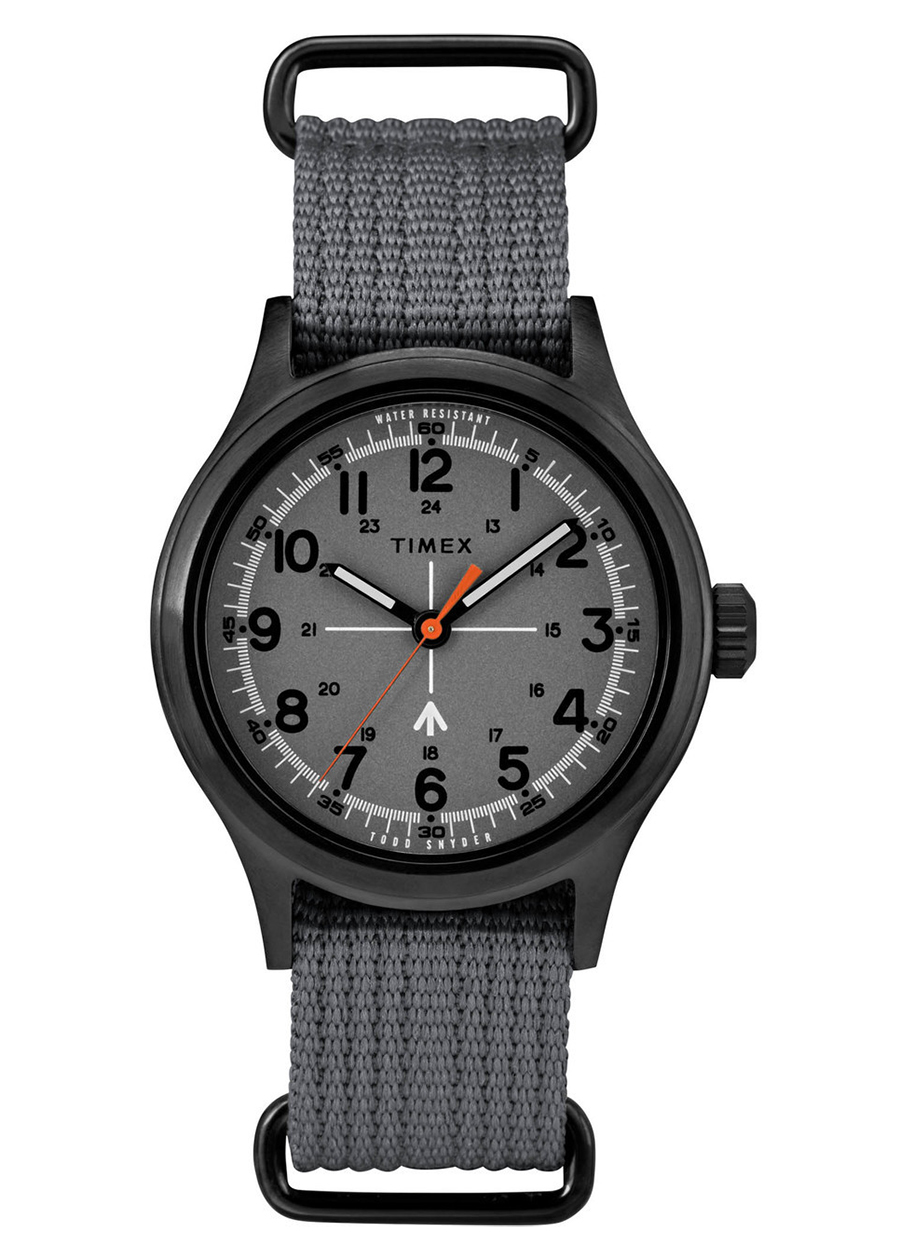 Đồng hồ Nam Timex Timex x Todd Snyder Military Inspired Fabric Strap Watch with Extra Strap - TWG017700 (40mm) - 1538892 , 9576006133659 , 62_9727840 , 5340000 , Dong-ho-Nam-Timex-Timex-x-Todd-Snyder-Military-Inspired-Fabric-Strap-Watch-with-Extra-Strap-TWG017700-40mm-62_9727840 , tiki.vn , Đồng hồ Nam Timex Timex x Todd Snyder Military Inspired Fabric Strap Wa