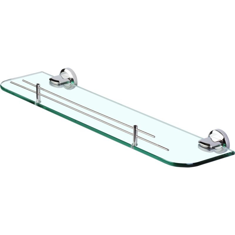 Kệ kính phòng tắm BAO M9-902 (INOX 304  Kính Cường Lực 8 Ly)