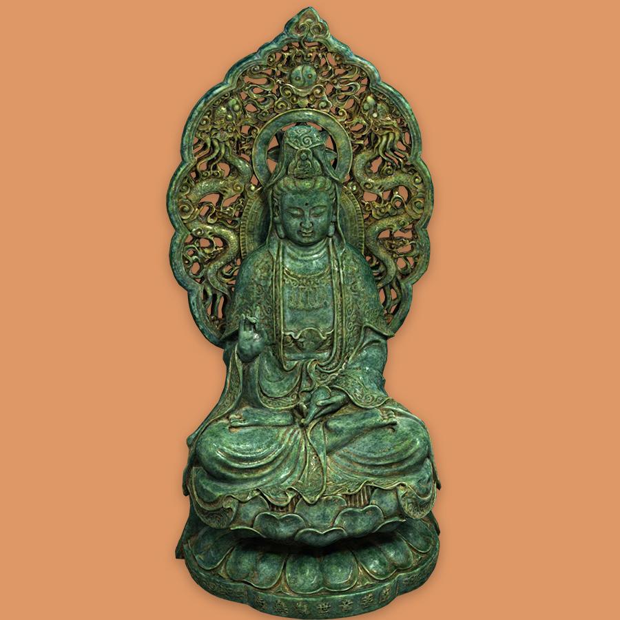 Tượng Phật Bà Quán Thế Âm - PH041 - 1553764 , 2848836820786 , 62_10091316 , 2808000 , Tuong-Phat-Ba-Quan-The-Am-PH041-62_10091316 , tiki.vn , Tượng Phật Bà Quán Thế Âm - PH041