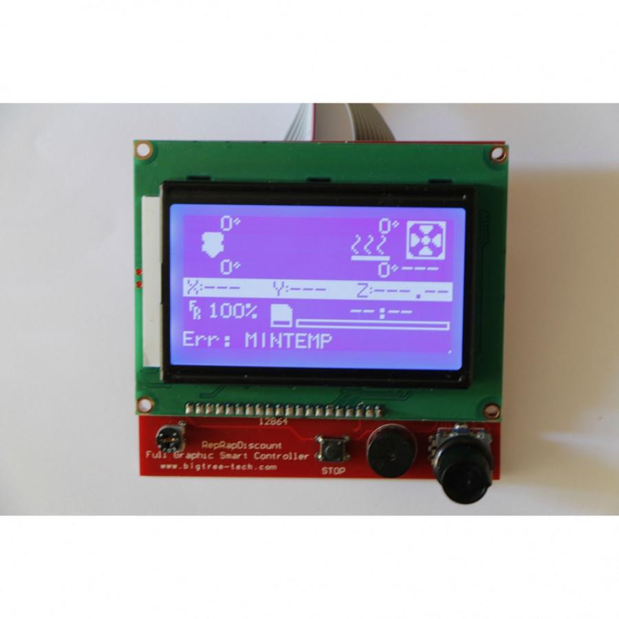 Màn hình LCD 12864 cho máy in 3D cnc mini - 1892634 , 4325645236659 , 62_14506993 , 230000 , Man-hinh-LCD-12864-cho-may-in-3D-cnc-mini-62_14506993 , tiki.vn , Màn hình LCD 12864 cho máy in 3D cnc mini