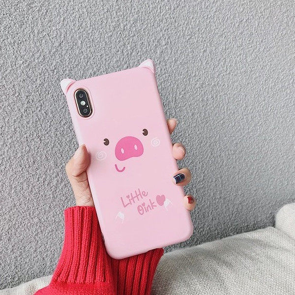 Ốp Tai Lợn Little Oink Dành Cho Iphone - 5063241 , 1647240563361 , 62_15816266 , 100000 , Op-Tai-Lon-Little-Oink-Danh-Cho-Iphone-62_15816266 , tiki.vn , Ốp Tai Lợn Little Oink Dành Cho Iphone