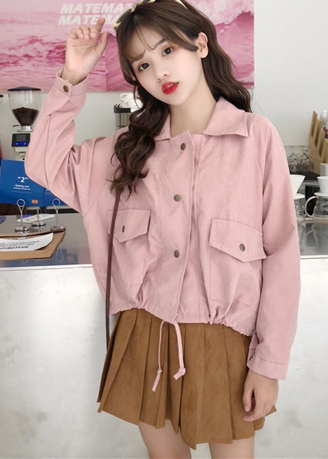 Áo khoác nữ mùa thu Hàn Quốc