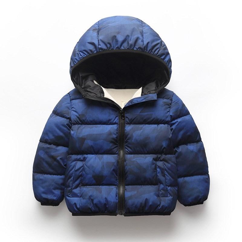 Áo khoác lót lông cho bé ZX-1708