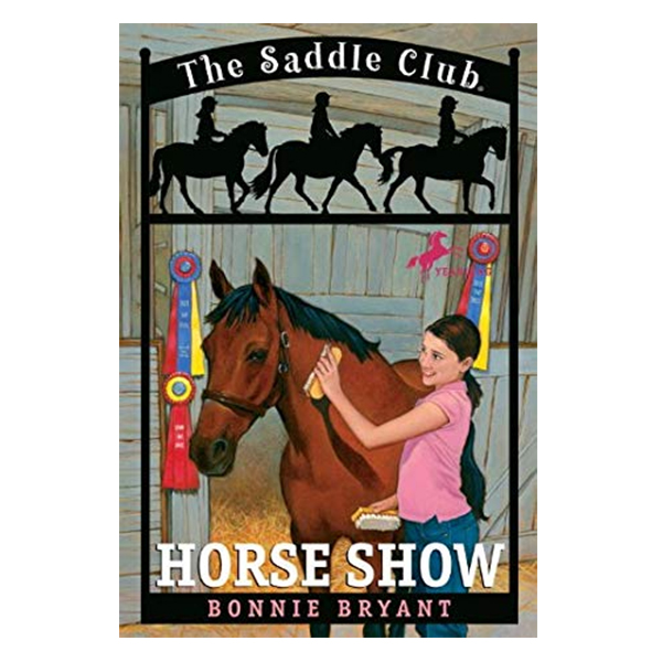 The Saddle Club 8: Horse Show