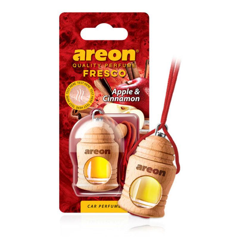 Tinh dầu treo xe ô tô Areon hương táo  quế – Areon Fresco Apple  Cinnamon - 1661310 , 5330687027591 , 62_11510711 , 250000 , Tinh-dau-treo-xe-o-to-Areon-huong-tao-que-Areon-Fresco-Apple-Cinnamon-62_11510711 , tiki.vn , Tinh dầu treo xe ô tô Areon hương táo  quế – Areon Fresco Apple  Cinnamon