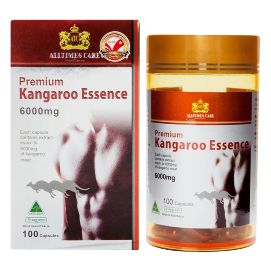 Thực Phẩm Chức Năng Viên Uống Tăng Cường Sinh Lực Nam Giới Alltimes Care Kangaroo Essence 6000mg (Hộp 100 Viên) - 9440650 , 3265163771731 , 62_1194347 , 950000 , Thuc-Pham-Chuc-Nang-Vien-Uong-Tang-Cuong-Sinh-Luc-Nam-Gioi-Alltimes-Care-Kangaroo-Essence-6000mg-Hop-100-Vien-62_1194347 , tiki.vn , Thực Phẩm Chức Năng Viên Uống Tăng Cường Sinh Lực Nam Giới Alltimes C