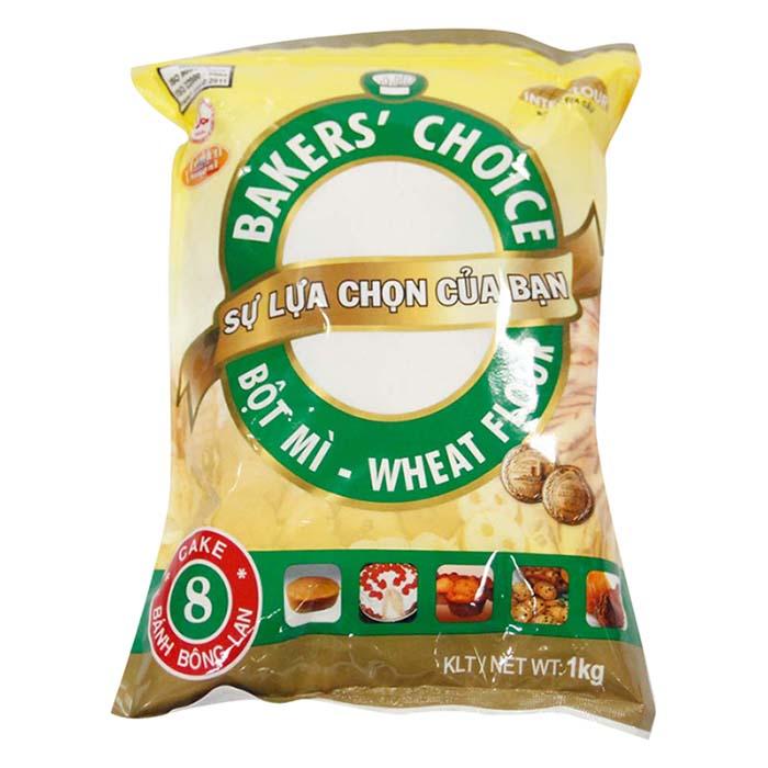 Bột Mì Bakers Choice  Số 8 (1kg)