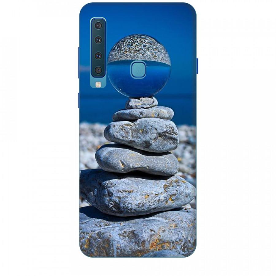 Ốp lưng dành cho điện thoại  SAMSUNG GALAXY A7 2018 Đá Ngủ Sắc