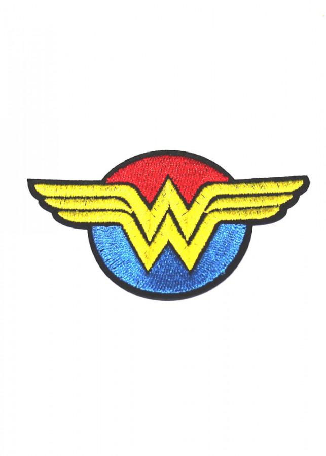 Patch ủi sticker vải - Wonder Woman