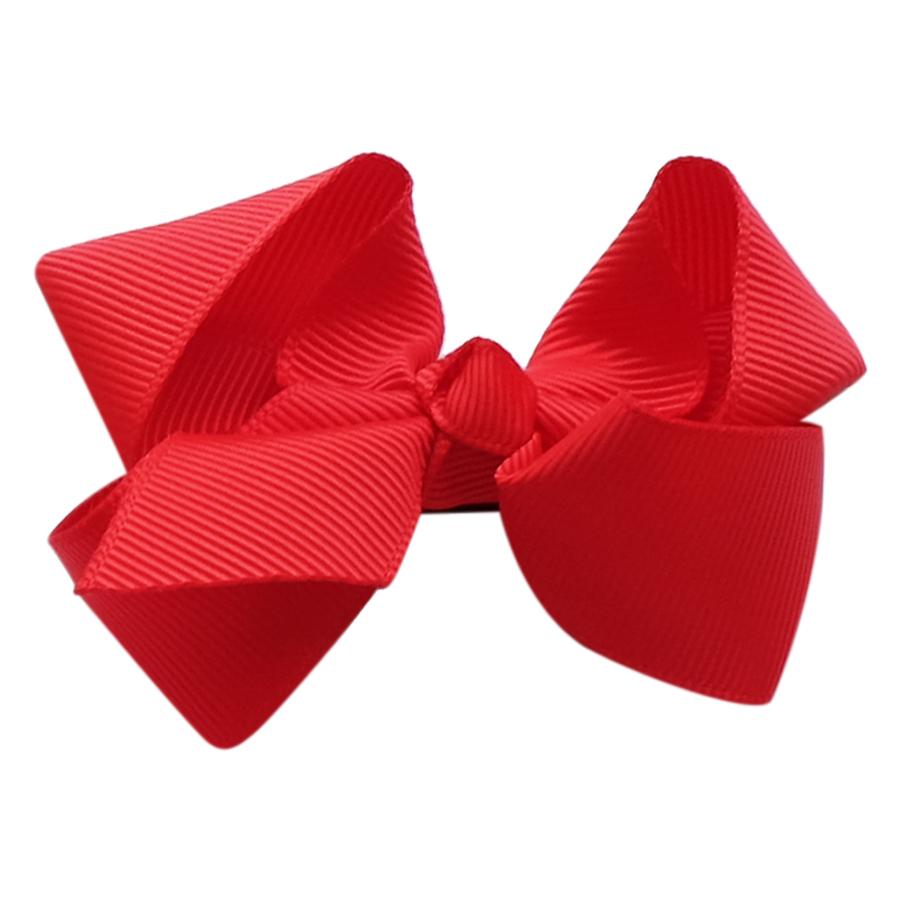 Kẹp Nơ Bé Gái Đỏ CucKeo Kids T101814 - Đỏ