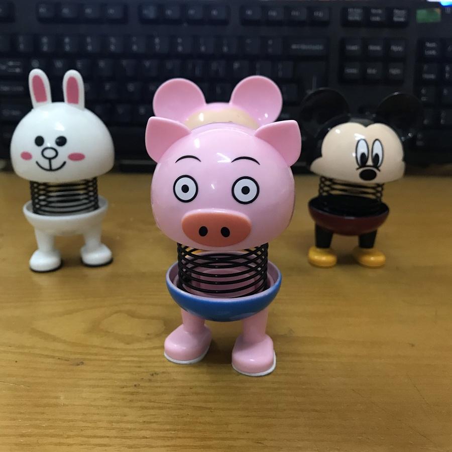 Thú nhún lò xo Emoji hoạt hình hình Lợn In, Thỏ Con, Chuột Mickey, Chuột nhắt  siêu đáng yêu - 9906897 , 9187120054906 , 62_19752151 , 39000 , Thu-nhun-lo-xo-Emoji-hoat-hinh-hinh-Lon-In-Tho-Con-Chuot-Mickey-Chuot-nhat-sieu-dang-yeu-62_19752151 , tiki.vn , Thú nhún lò xo Emoji hoạt hình hình Lợn In, Thỏ Con, Chuột Mickey, Chuột nhắt  siêu đáng
